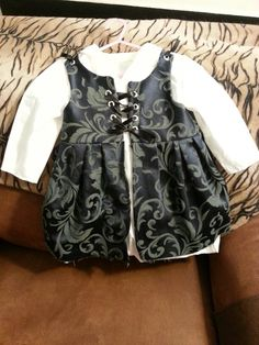 Renaissance Faire dress costume for baby Childs Renaissance Medieval Fairy Tale Dress Tudor Costume Gown