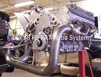 Turbo LSx FD Hot Parts Only