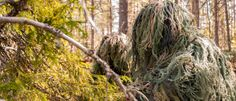 Frontier guard recon patrol. Finnish Military