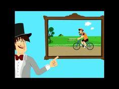 Disney Junior España | Jota Jota Quiere Hacer Deporte: Bicicleta