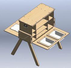 Patrol Box - STL, SOLIDWORKS - 3D CAD model - GrabCAD