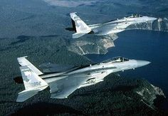 F 15 Fighter Jets