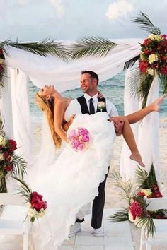 Sweetheart High Low Strapless Bridal Beach Wedding Dresses, – Wish Gown Beach Wedding Centerpieces, Beach Wedding Reception, Beach Wedding Flowers, Beach Weddings, Black Wedding Dresses, Wedding Gowns, Wedding Bride, Wedding Ideas, Lace Wedding