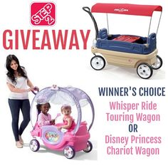 step2 wagon giveaway Ends 9/6
