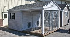 kennels for large dogs - Google Search