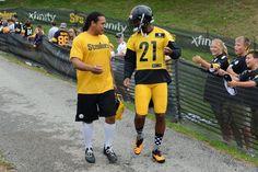PITTSBURGH STEELERS~♡ Steelers Camp