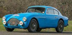 1957, Aston Martin DB2/4 MkII Coupé