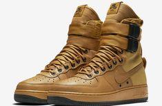 Nike Wmns SF Air Force 1 Damen Sneaker Schuhe Leder 857872-005 Gr 36,5-40 NEU