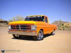 71 ford pickup | 1971 Ford F-100 custom For Sale id 25645 | Motortopia