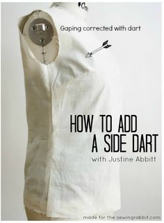 Converting a Sewing Pattern from Knit to Woven: 4 Questions | Sew Altered Style