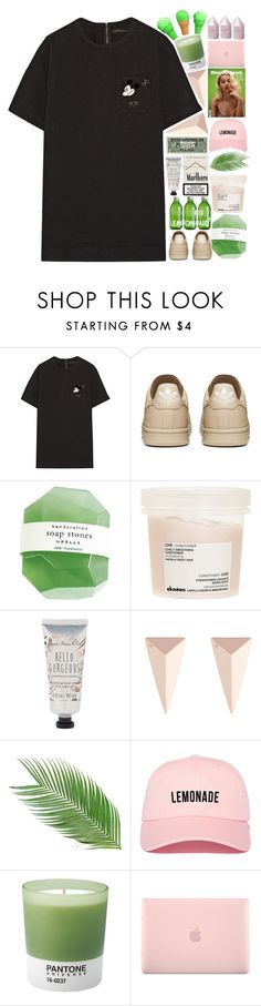 """""""you're making me crazy"""" by california-love-and-life ❤ liked on Polyvore featuring Marc Jacobs, Davines, KEEP ME, Alexis Bittar, Pantone and Incase"""