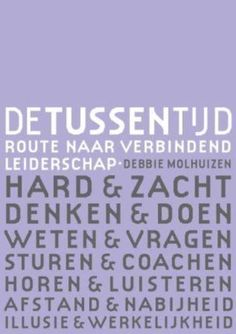 Dutch bookcover, author Debbie Molhuizen, about the in between