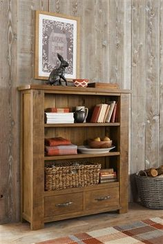 Hartford® Solid Pine Console Bookcase from Next #mycosyhome