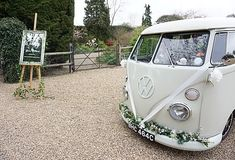 Wedding Car Hire Snodland | The White Van Wedding Company Wedding Car Hire, Wedding Company, Court Weddings, Preston Court, Tiny Camper, White Vans, Ideal Fit, Civil Ceremony, Photo Booth