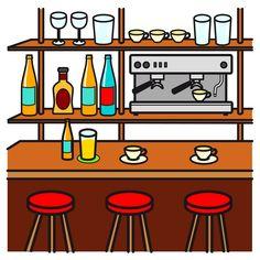Pictogramas ARASAAC - Cafetería.