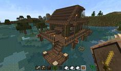 Swap house on stilts