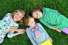 miniboden trio of style for back to school 2014. Featuring Jersey style tunics, applique t-shirt and striped cotton dress with denim leggings.