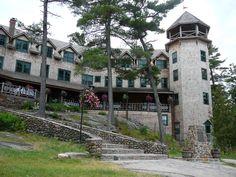 Ojibway Club, Pointe au Baril