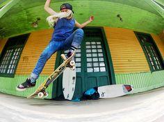 Trini Salas: Trini salas surfer girl chile pichilemu skate vera...