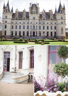 Bohemian Elegance Wedding In France