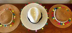 sombreros de playa de KIKACollections en Etsy