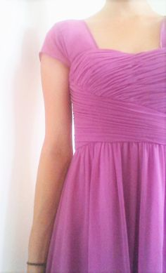 Adding Sleeves to a Strapless Dress, Part 2 — Jupe du Jour