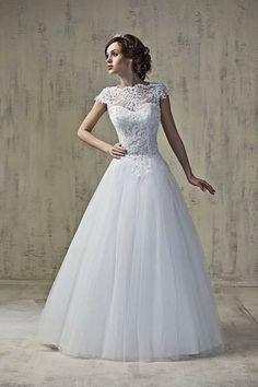 Dla prawdziwej księżniczki! #suknia #weddinggress #wesele #wedding