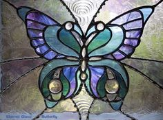 stained glass butterfly - Buscar con Google