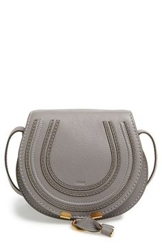 Chloé 'Marcie - Small' Leather Crossbody Bag available at #Nordstrom