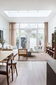 Home Decoration Design .Home Decoration Design Home Living Room, Apartment Living, Living Room Designs, Living Spaces, Small Living, Bohemian Apartment, Cozy Living, Living Area, Delft