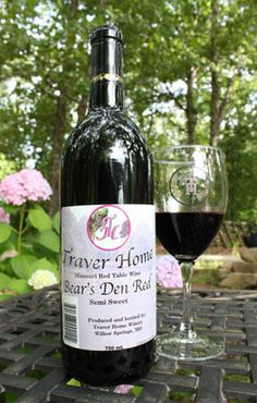 Traver Home Winery - Willow Springs Missouri