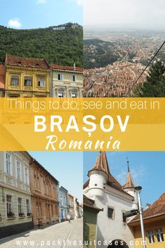 Things to do in Brasov, Romania   PACK THE SUITCASES