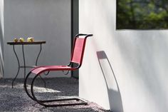 "With our ""Thonet All Seasons"" collection for indoor and outdoor use we give our tubular steel classics the opportunity to present themselves in any weather. The models can be flexibly designed and used, not least because of the large palette of colours for frames and mesh that can be individually combined. In the sun or rain, on the terrace or balcony, in the winter garden or dining room – our collection is a real eye catcher in any season."