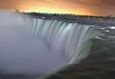 Top places to visit: Niagra Falls