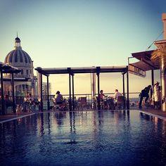 Hotel Saratoga Bar & Pool - Havana, Cuba