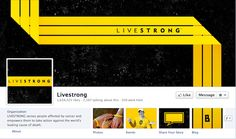 FB Cover Photo Livestrong like this design
