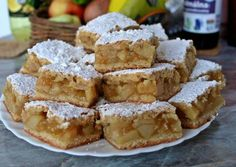 Hungarian Desserts, Apple Pie, French Toast, Good Food, Goodies, Food And Drink, Baking, Breakfast, Cake