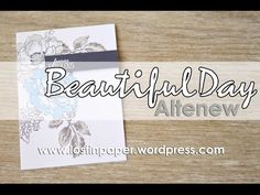Video : Altenew 2nd Anniversary Blog Hop!   Lostinpaper