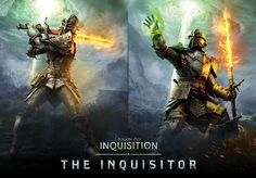 Dragon Age The #Inquisitor