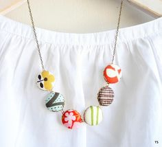 Perfect for using up my fabric scraps