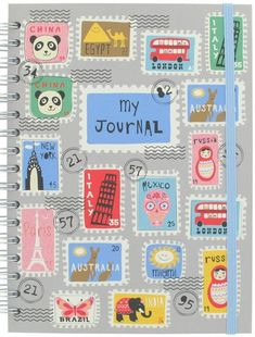 print & pattern: PAPERCHASE - 'all abroad' and travel