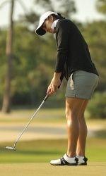 Purdue Women's Golf earns another Big Ten Golfer of the Week for junior Paula Reto.