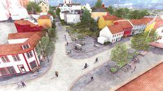 Trondheims best likte byrom blir enda bedre - Trondheim 2030 Trondheim
