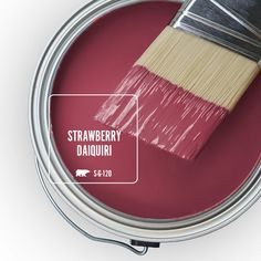 Red Paint Colors, Paint Colors For Home, House Colors, Wall Colors, Flat Interior, Interior And Exterior, Interior Colors, Interior Design, Behr Marquee Paint