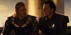 loki y thor | Here's my friend and I Cosplaying really well as Loki and Thor at ...