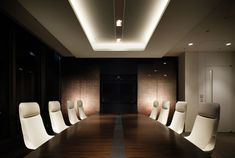 Nikken Space Design Office Background, Ballrooms, Modern House Design, Office Interiors, Interior Design, Space, Meeting Rooms, Table, Workplace