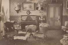 Victorian Drawing Room | History of Penlee - Penlee House Gallery and Museum Penzance Cornwall ...