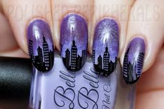 World Prematurity Day with Bella Belle Nail Couture
