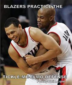 Oh see thats why i dont play basketball...im too ticklish (screw u spelling)