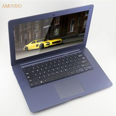 Amoudo-6C 8GB RAM+240GB SSD+750GB HDD 14inch 1920x1080 FHD Windows 7/10 Dual Disks Quad Core Ultraslim Laptop Notebook Computer